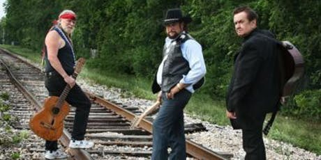 THE JOHNNY CASH, WAYLON JENNINGS & WILLIE NELSON OUTLAW COUNTRY SINGALONG! tickets