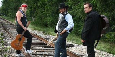 THE JOHNNY CASH, WAYLON JENNINGS & WILLIE NELSON OUTLAW COUNTRY SINGALONG!