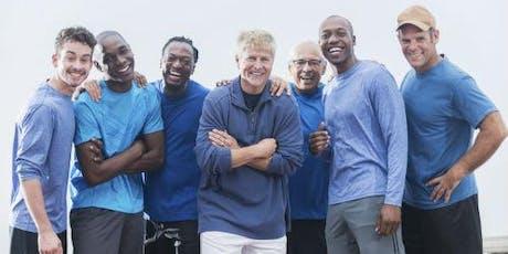 Men's Health: Daily Habits, Athletics and Preventative Self Care tickets