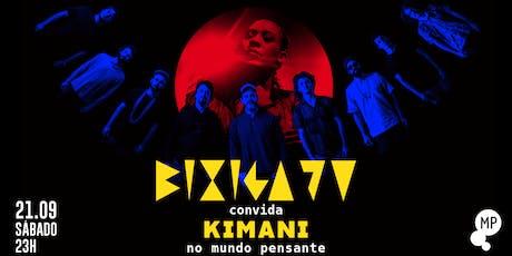 21/09 - BIXIGA 70 NO MUNDO PENSANTE ingressos