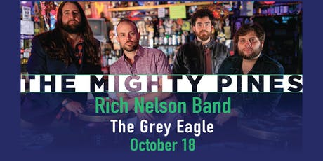 The Mighty Pines + Rich Nelson Band tickets