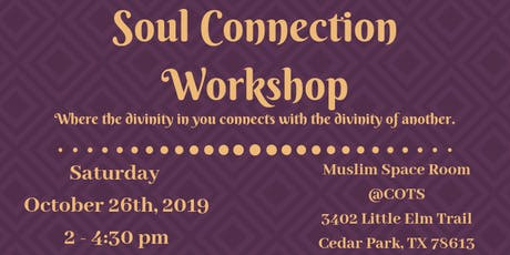 Soul Connection Workshop tickets