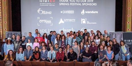 2019 Digi60 Filmmaker LATE Registration tickets