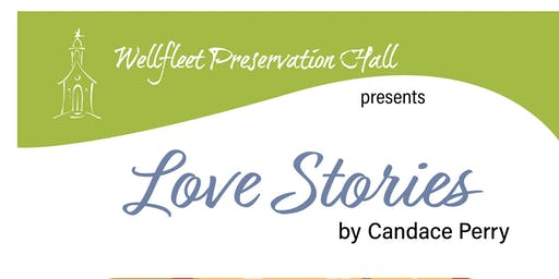 Love Stories by Candace Perry
