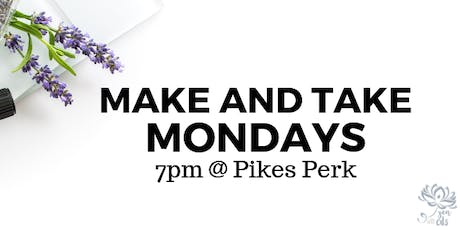 Make and Take Monday:Fall Wellness tickets