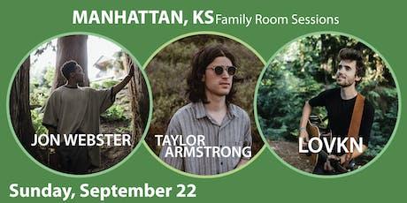 Family Room Sessions | Manhattan, KS tickets