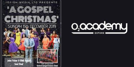 'A Gospel Christmas' tickets