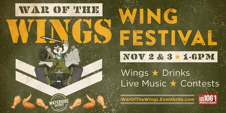 War of the Wings Festival tickets