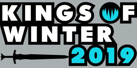 Kings of Winter 2019 - A Kings of War Grand Tournament tickets