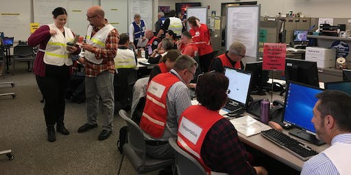 Operations Section in the EOC & DOC
