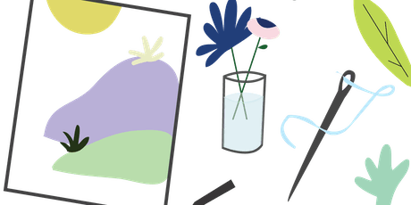 Painting Plants: Beginner Watercolor Workshop tickets