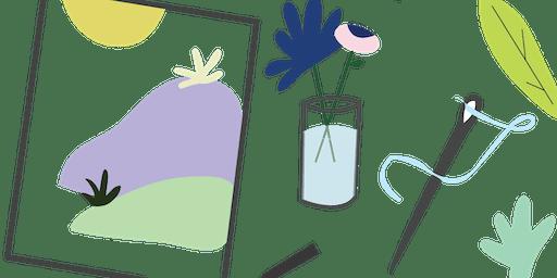 Painting Plants: Beginner Watercolor Workshop