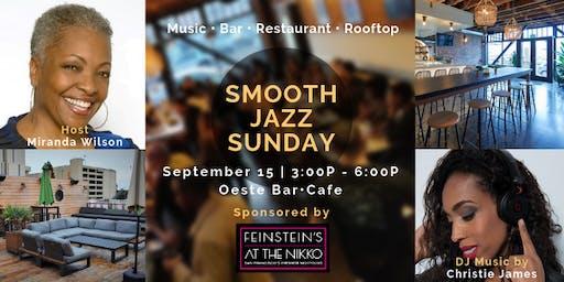 Smooth Jazz Sunday