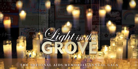 Light in the Grove/World AIDS Day 2019 Volunteer Shifts tickets
