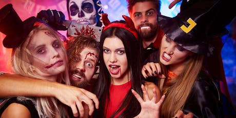 AMBIENTE LATINO HALLOWEEN PARTY SATURDAY NIGHT | LA TERRAZA  tickets