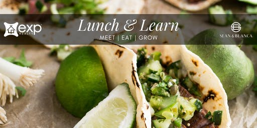 eXp Realty Lunch & Learn - Authentic Mexican Tacos!