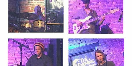 Jesse Lamar Williams & The Menastree Jazz Jam tickets