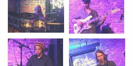 The Menastree Jazz Jam returns October 15th!