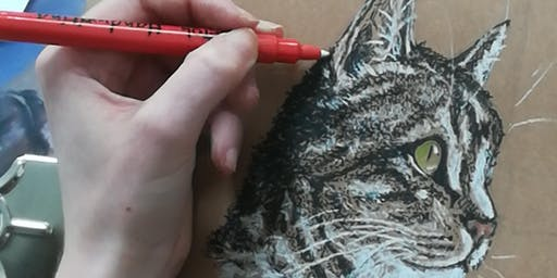 Drawing & Painting  Animals (5X week course)