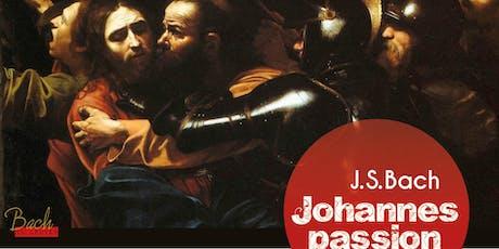 J.S. Bach Johannes-passion/Passion selon Saint-Jean tickets