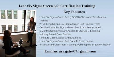LSSGB Certification Course in Aptos, CA
