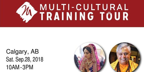 Upcoming Event - Educational Multi-Cultural Training Tour- September 28, 20 tickets