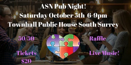 ASN Pub Night tickets