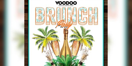 Happy Hour - Beach Break at Voodoo tickets