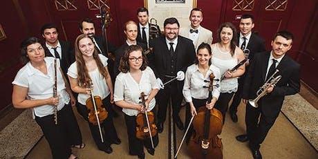 Peacherine Ragtime Orchestra tickets