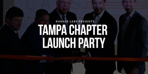 Bunker Labs Tampa: Chapter Launch Party