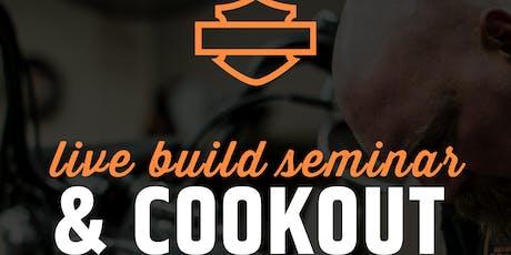 2020 Live Build Seminar tickets