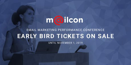 MailCon Email Marketing Conference tickets