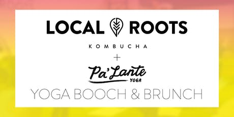 Yoga, Booch, & Brunch w/ Pa'lante tickets
