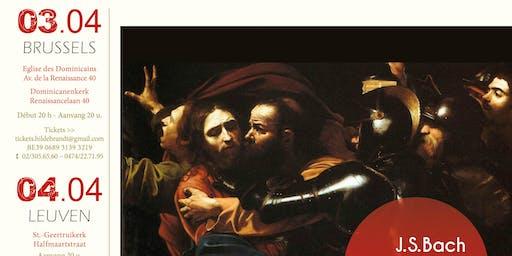 J.S. Bach Johannes-passion/Passion selon Saint-Jean