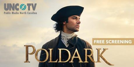 Poldark on Masterpiece—The Final Season Screening & Dessert Reception tickets