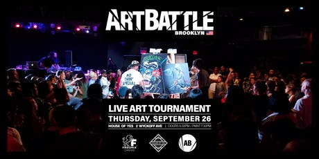 Art Battle Brooklyn - September 26, 2019 tickets