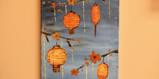 Evening Lanterns - BYOB