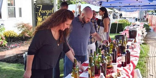 "The North Haven Rotary's 19th Annual "" Day of Wine, Steins & Roses"""