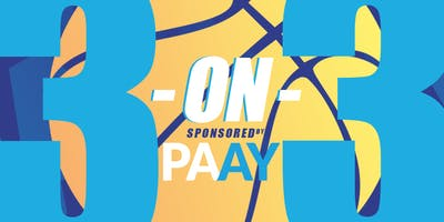 PAAY's 3x3 Basketball Tournament '19
