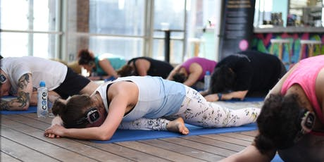 Sputnik Silent Disco Yoga @ Energi in Union Square tickets