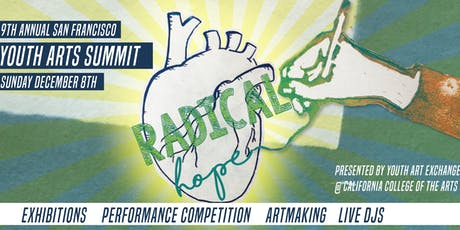 9th Annual San Francisco Youth Arts Summit Organization Registration  tickets