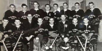 Ted Reeve Hockey Alumni Kick Off