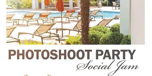 Photoshoot Party/Social Jam