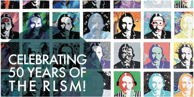 An Evening to Treasure: Celebrating 50 Years of the RLS Museum