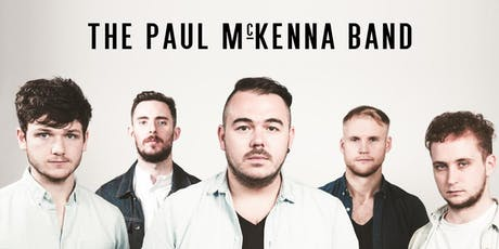 The Paul McKenna Band tickets