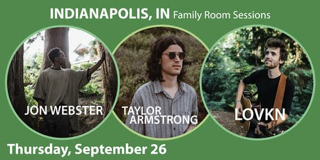 Family Room Sessions | Indianapolis, IN tickets