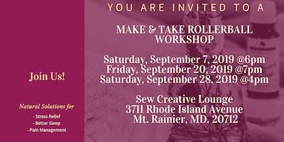 Make and Take Rollerball Workshop