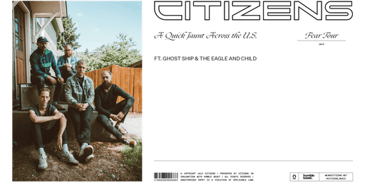 Citizens FEAR Tour
