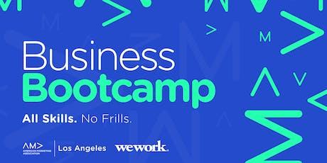 Business Bootcamp: Branding & Rebranding with David Everett Strickler tickets