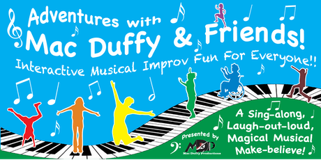 Adventures with Mac Duffy & Friends! Interactive Musical Improv For Kids! tickets